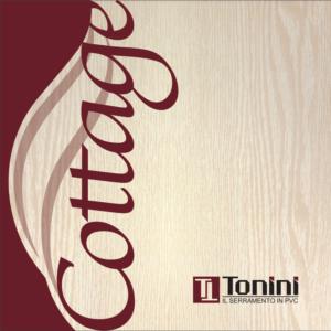 Elite infissi - Finestre - Tonini Serramenti - Catalogo Cottage