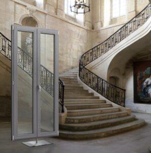 Elite infissi - Finestre - Win Project - Collezione alluminio legno Magnifica