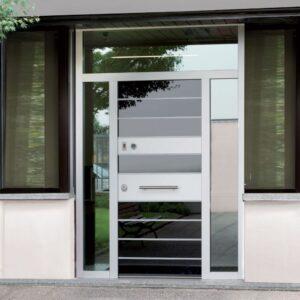 Elite infissi - Porte blindate - Steel Project - Glass&Steel - Scopri la collezione