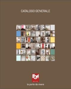 Foa Porte / Catalogo generale - Scopri la collezione