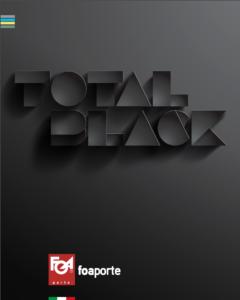 Foa Porte / Total Black - Scopri la collezione