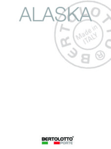 thumbnail of elite infissi – bertolotto porte – modello alaska