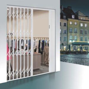 Elite infissi - Grate e cancelli di sicurezza - Steel Project - Extensa - Scopri la collezione