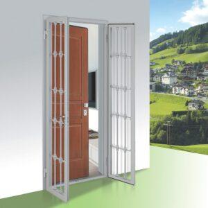 Elite infissi - Grate e cancelli di sicurezza - Steel Project - Rotex - Scopri la collezione