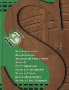 Elite Infissi - Basculanti e Portoni - Catalogo Sandrini